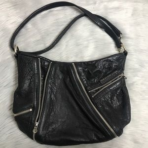 MARC by MARC JACOBS Leola Zipper Leather Tote